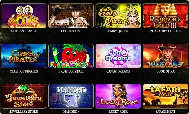 Картинки по запросу Игровые автоматы онлайн-казино Эльдорадо