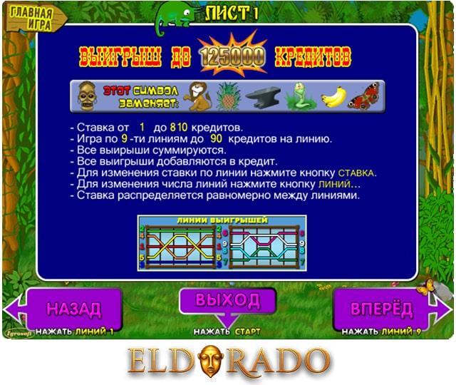 символы как играть в игровой автомат crazy monkey