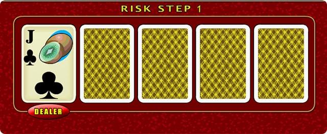 риск игра в бесплатном слоте fruit cocktail
