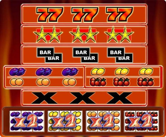 фрукты символы игрового автомата ультра хот