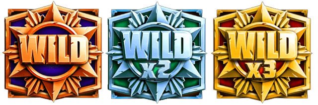 wilds символы онлайн слота volunteers